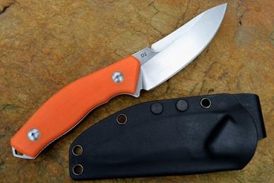 Нож «Ф» (orange) Y-Start