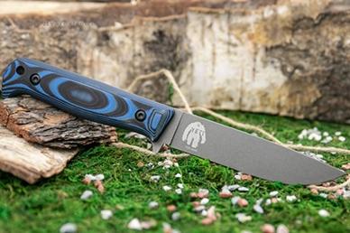 Нож Kizlyar Supreme Yeti (PGK, TacWash)