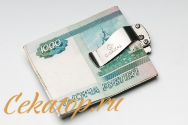 Нож-зажим для денег «Kingfisher» G.Sakai