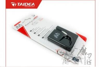 Карманная ножеточка Taidea T0611C в упаковке