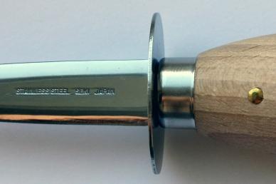 Нож устричный Seki, Япония