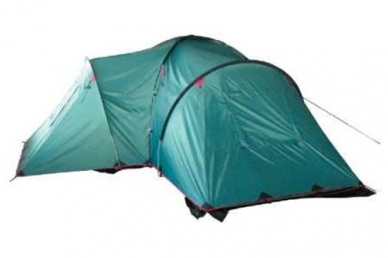 Палатка кемпинговая Brest +9 Tramp