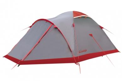 Палатка экспедиционная Mountain 4 Tramp