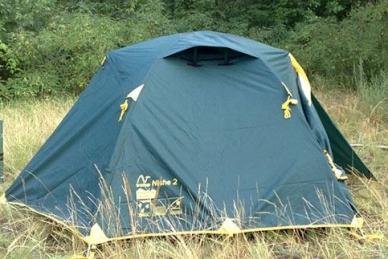 Палатка Nishe 2 Tramp