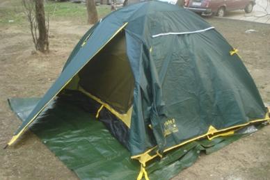 Палатка Nishe 3 Tramp