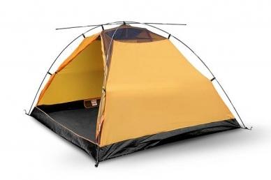 Палатка Trekking Frontier (песочная, 2+1), Trimm