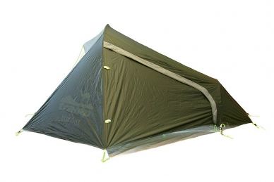 Палатка Air 1 Si (тёмно-зелёная) Tramp