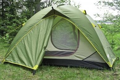 Палатка туристическая МИФ-3Д-плюс