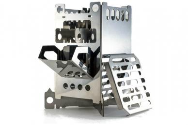 Печка-щепочница 123 Биохит, комплект