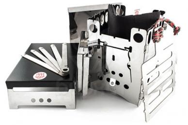 Печка-щепочница Т15 Биохит