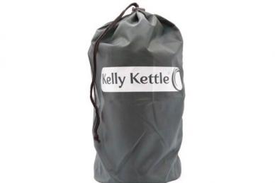 Самовар ирландский Base Camp Steel (1.6 л) Kelly Kettle, Ирландия