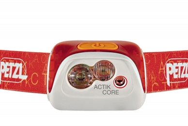 Фонарь налобный ACTIK CORE (red) Petzl