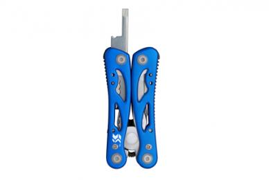 Микро набор инструментов Pocket Multi Tool 12 в 1 Swiss+Tech, отвертка