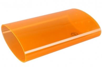 Подставка для ножей овальная оранжевая, TimA, корпус
