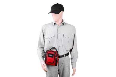 Подсумок-органайзер Tihi(M) (RC красно-черный) Kiwidition