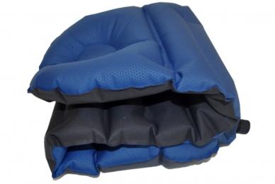 Подушка-трансформер туристическая Cush (Blue) Klymit, США