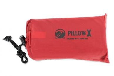 Подушка туристическая Pillow X (Red) Klymit, США