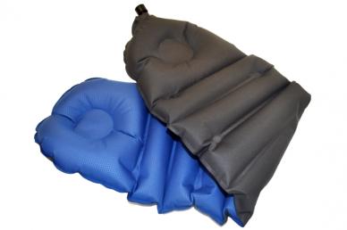 Подушка туристическая Cush (Blue) Klymit