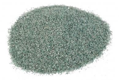 Карбид кремния зелёный