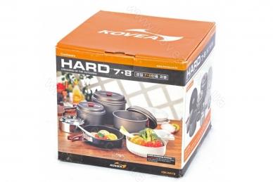 Набор посуды Hard 78, коробка