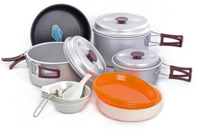 Набор посуды Silver 78