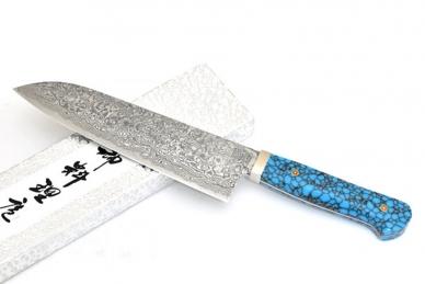 Поварской нож Сантоку Hiroo Itou HI-1130