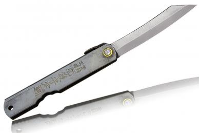 Традиционный японский раскладной нож Higonokami HKC-080BL