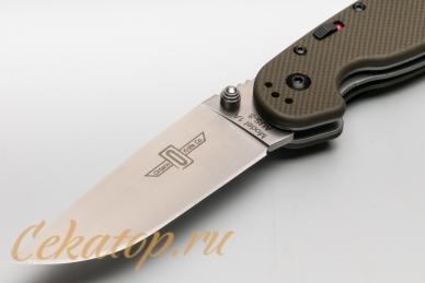 Нож складной RAT 1A 8870OD Opener Ontario, клеймо