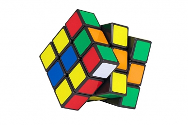 Rubik's кубик Рубика 3x3 без наклеек