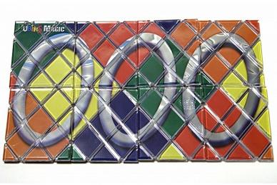Головоломка магия Рубика, Rubik's