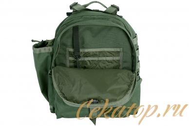 Рюкзак Ruru (OD Green) Kiwidition, наружный карман