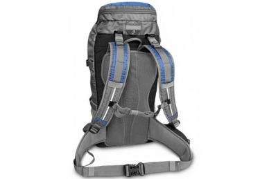 Рюкзак Adventure Leman 45 (синий) Trimm, спинка