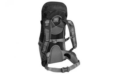 Рюкзак Adventure Raptor II 45 (чёрный) Trimm, спинка