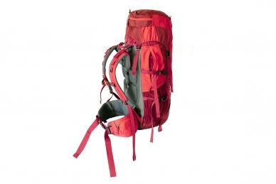 Рюкзак Floki 50+10 (красный) Tramp