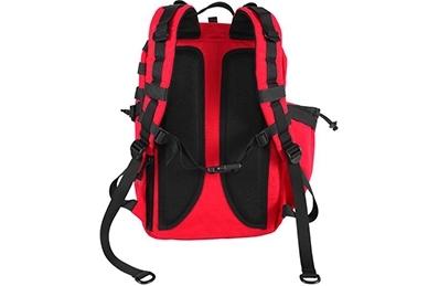 Рюкзак Kahu City 20 литров (RC красно-черный) Kiwidition