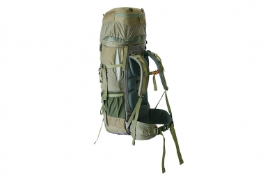 Рюкзак Ragnar 75+10 (зелёный) Tramp