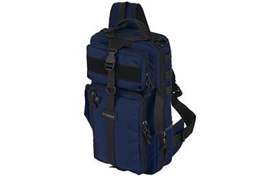 Рюкзак однолямочный Tawaho City 15 (DNB сине-черный) Kiwidition