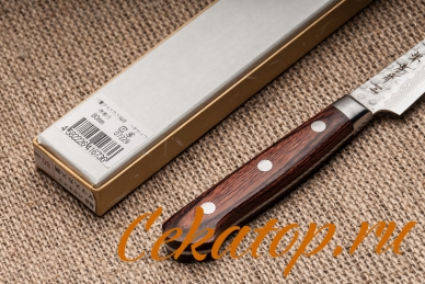 Sakai Takayuki Нож для чистки овощей 80 мм 07229