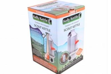Самовар ирландский Trekker Scout Alumin (1.2 л) Kelly Kettle