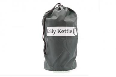 Самовар ирландский Trekker Steel Kelly Kettle в сумке-переноске
