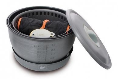 Система для приготовления пищи 1,80 + 2,35 л Esbit, Германия