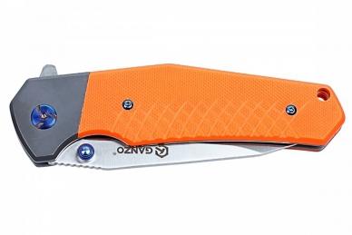 Нож G7491 (оранжевый) Ganzo