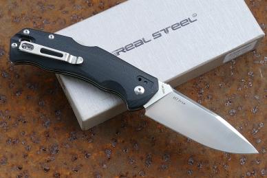 "Нож Real Steel H7 ""Snow Leopard"""