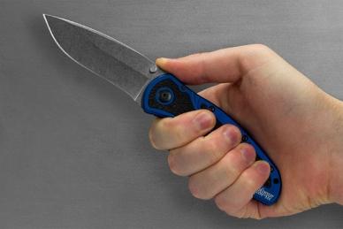 Тактический складной нож Kershaw Blur NBSW