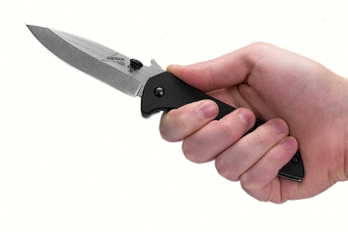 Складной нож CQC-4KXL (сталь D2) Kershaw