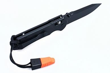 Нож G7453-WS (черный) Ganzo