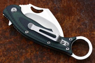 Нож «Керамбит» складной Steelclaw