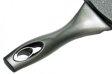 Сковорода 260 мм (мраморная крошка, серая) 23572 Mayer & Boch, ручка