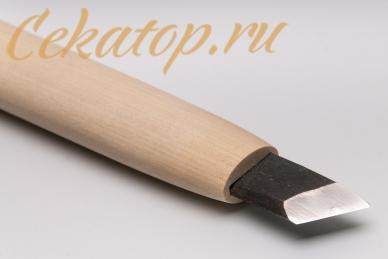 Стамеска косая 15 мм Yoshiharu, 1150