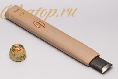 Стамеска полукруглая (отлогая) 24 мм Yoshiharu, 5240